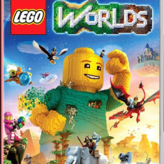 Joc consola Warner Bros Entertainment LEGO WORLDS pentru Nintendo Switch