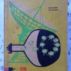 Din Electronica De Azi - Edmond Nicolau, 401494 - Carti Electrotehnica