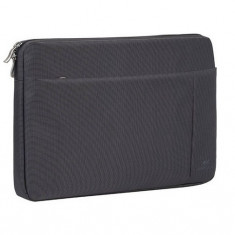 Husa laptop RivaCase 8203 Black Sleeve 13.3 inch