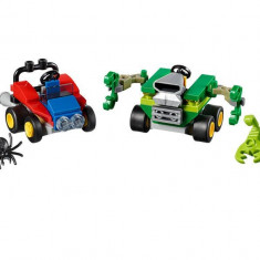 LEGO Marvel Super Heroes - Mighty Micros: Spider-Man contra Scorpion 76071