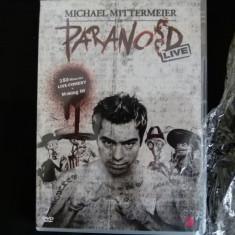 Michael Mittermaier - Paranoid - Film comedie Altele, DVD, Altele