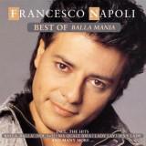 Francesco Napoli Best Of BallaMania (cd)