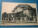VALENII DE MUNTE Gara si VALENI DE MUNTE Universitatea populara N. Iorga, Circulata, Fotografie