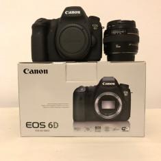 Canon 6D - Aparat foto DSLR