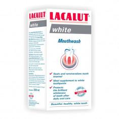 LACALUT WHITE APA GURA 300ML