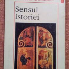 Sensul istoriei - Nikolai Berdiaev - Carte Filosofie, Polirom