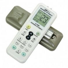 Telecomanda universala pentru aer conditionat - Telecomanda aer conditionat