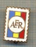 976 INSIGNA - AFR - ASOCIATIA FILATELISTILOR DIN ROMANIA