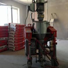 Executam lucrari de tencuiala mecanizata Timis