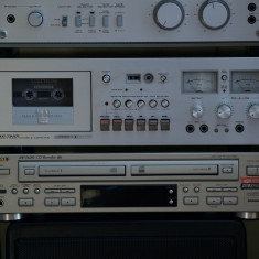 Akai GX C 740 D - Deck audio