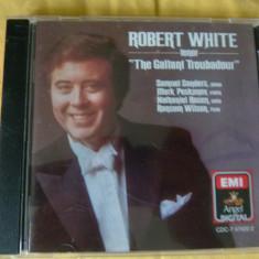 Robert White -cd - Muzica Opera Altele