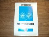 Metafilosofie de Ion Tudosescu