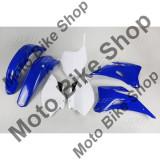 MBS Kit plastice Yamaha YZF250-450 2006-09, albastru/alb, culoare OEM, Cod Produs: YAKIT305999