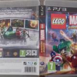 LEGO MARVEL Super Heroes - PS3 [A] - Jocuri PS3, Actiune, 12+, Single player