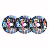 Auna Karaoke CD + G set de 3 piese - Echipament karaoke