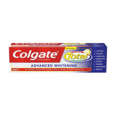 COLGATE PASTA DINTI 100ML TOTAL ADVANCED WHITE