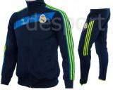 Trening REAL MADRID - Bluza si pantaloni conici - Modele noi -1201