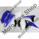 MBS Kit plastice Yamaha YZF250 2010, albastru/alb, culoare OEM, Cod Produs: YAKIT308999