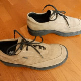 Pantofi Dockers Classic Line piele naturala; marime 44 (28 cm talpic); ca noi