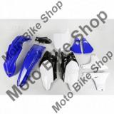 MBS Kit plastice Yamaha YZF 450 11, albastru/alb, culoare OEM, Cod Produs: YAKIT311999