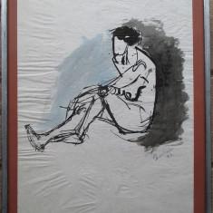 Nud - semnat  Baba '82