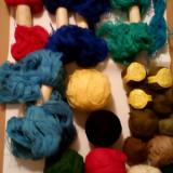 Fire tricotat/crosetat mohair din acril (100% PNA), moale - Fir tricotat si crosetat