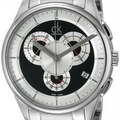Calvin Klein K2A27104 ceas barbati nou 100% original. Garantie, livrare rapida - Ceas barbatesc Calvin Klein, Casual, Quartz, Otel, Cronograf