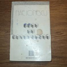 Curs de Metafizica de Nae Ionescu - Filosofie