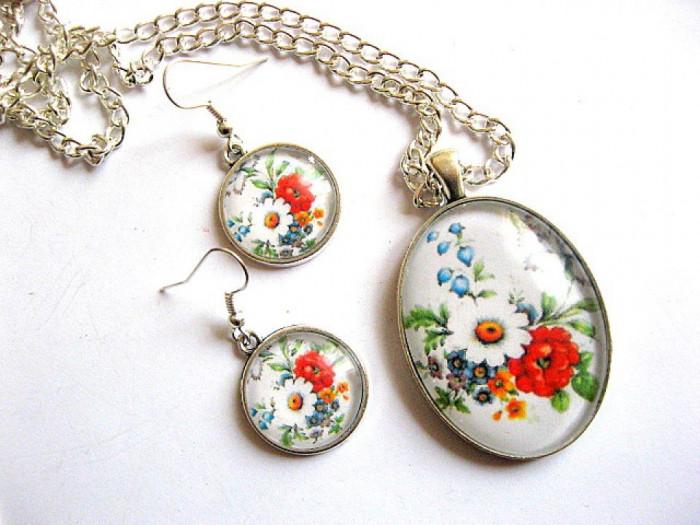 set floral 29475