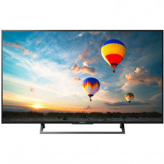 Televizor Sony LED Smart TV KD55 XE8096 Ultra HD 4K 139cm Black - Televizor LED