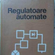 Regulatoare Automate - Sergiu Calin, 401824 - Carti Constructii