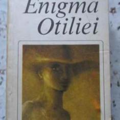 Enigma Otiliei - G. Calinescu, 401748 - Roman