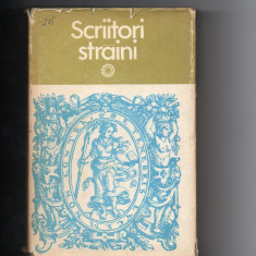 SCRIITORI STRAINI - Mic dictionar