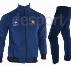 Trening Steaua - FCSB - Bluza si pantaloni conici - Modele noi - 1198 - Trening barbati, Marime: S, M, L, XL, XXL, Culoare: Din imagine