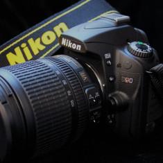 Obiectiv Nikon AF-S DX Nikkor 18-105mm f/3.5-5.6G ED VR - Obiectiv DSLR