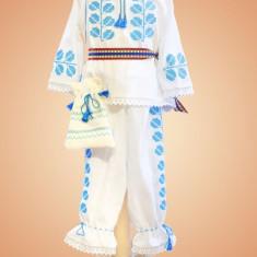 Costum popular botez X0029 92 cm Deco Artis