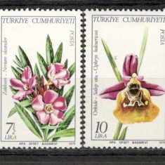 Turcia.1979 Plante endemice KF.122 - Timbre straine, Nestampilat