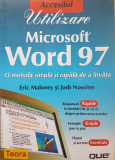 UTILIZARE MICROSOFT WORD 97 - Maloney, Nossiter