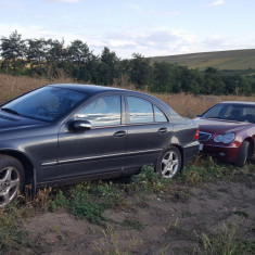 Mercedes c220 2 bucati, An Fabricatie: 2002, Motorina/Diesel, 116000 km, 2200 cmc