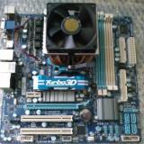 KIT AM3 :PLACA DE BAZA GIGABYTE GA-880GM-UD2H+PHENOM II X4 965+COOLER+2 GB DDR3