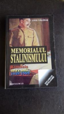 MEMORIALUL STALINISMULUI - LIVIU VALENAS foto