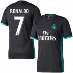 Tricou fotbal REAL MADRID, model 2018 ronaldo - Echipament fotbal, Marime: L, M, S, XS