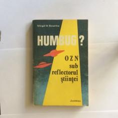 HUMBURG OZN SUB REFLECTORUL STIINTEI-VIRGIL V. SCURTU