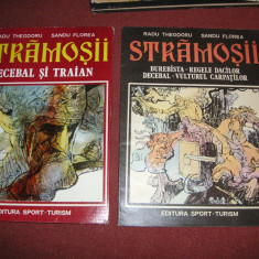 Stramosii -Burebista-regele Dacilor. Decebal-vulturul, Decebal Si Traian -2 vol - Istorie