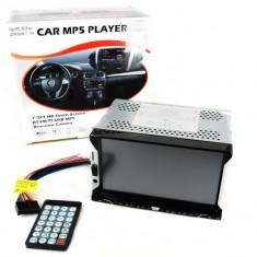 Radio MP3, MP5 Player Auto 2DIN ecran cu touchscreen 7 Inch HD, buetooth 6204