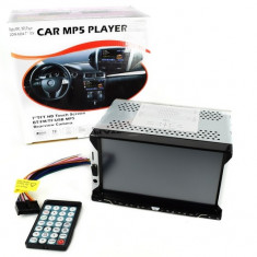 Radio MP3, MP5 Player Auto 2DIN ecran cu touchscreen 7 Inch HD, buetooth 6204