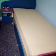 Pat 1 persoana 90/200cm - Pat dormitor