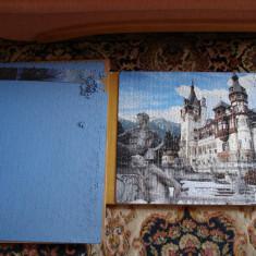Tablouri din puzzle - Tablou canvas