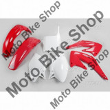 MBS Kit plastice Honda CRF 450 2004, alb/rosu, culoare OEM, Cod Produs: HOKIT107999