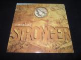 Cliff Richard - Stronger _ vinyl,Lp,album _ EMI (Germania)
